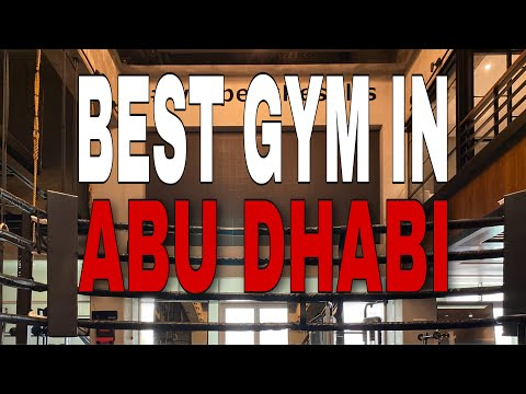 Best Gym in Abu Dhabi | Energy Plus Gym Tour