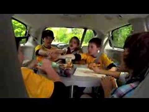 Dodge Grand Caravan Seating >> All-New 2008 Dodge Grand Caravan Swivel n' Go™ Seats - YouTube