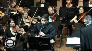 Weber Clarinet Concerto No 2 - III Alla Polacca