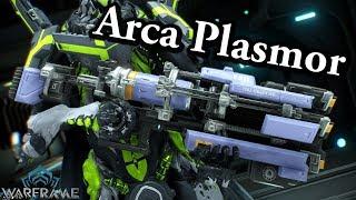 Warframe | Arca Plasmor (5 Forma Build)
