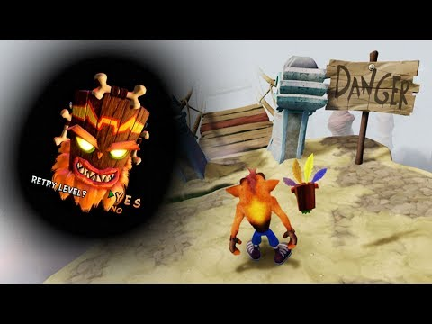 10 Most Infuriatingly Difficult Levels In Crash Bandicoot: The N. Sane Trilogy