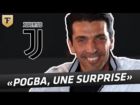 Souvenezvous quand Buffon parlait de Pogba dans Téléfoot 2013
