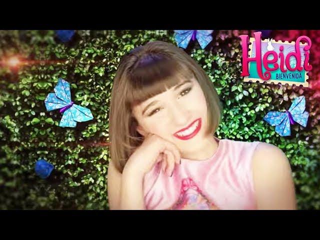 Heidi Bienvenida   CORRE (Karaoke - Videolyrics)