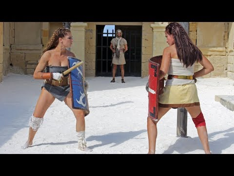 ZDF History: Gladiatrix - Roms weibliche Superstars