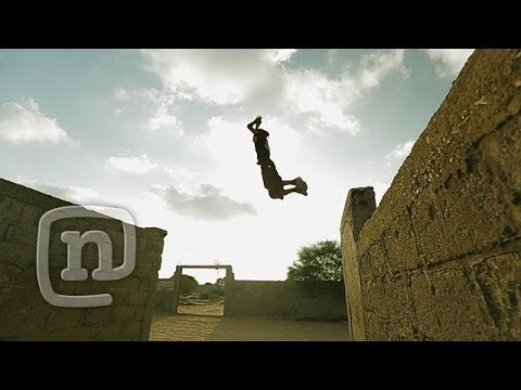 Parkour Kids of Gaza Strip-Free Running in a War Zone: Asphalt