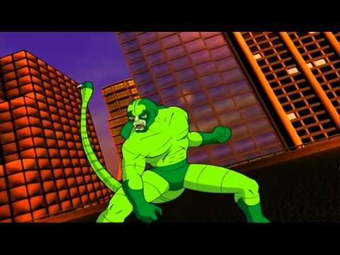 Spider-Man TAS Intro 1 (1080p HD)