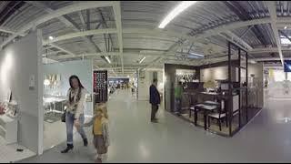 360 // МЕГА Тёплый Стан // Видео о ТЦ в формате 360 градусов