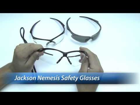 Nemesis safety goggles test 81bcc854ad