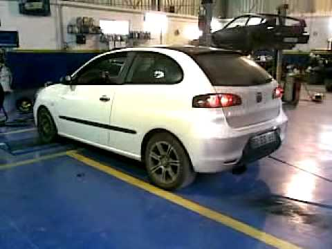 seat ibiza 1 4 tdi banco youtube. Black Bedroom Furniture Sets. Home Design Ideas