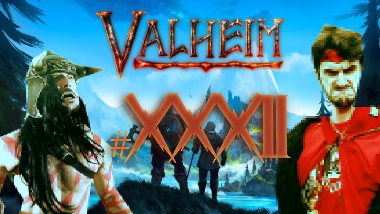VIKING RADIO ! – VALHEIM (solo) #32