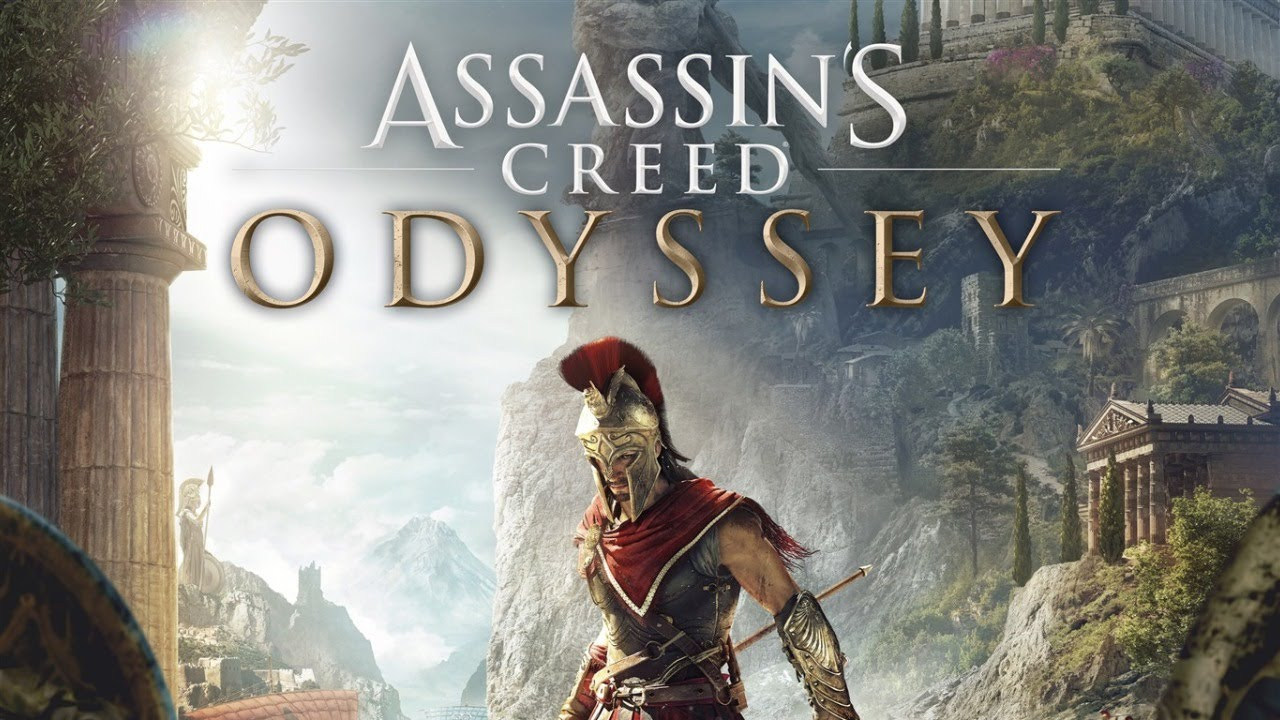 ASSASSIN'S CREED ODYSSEY l CHILL STREAM