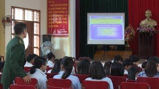Tin Tức 24h Mới Nhất Hôm Nay :  Lớp học luật cho học sinh vùng biển Nghệ An