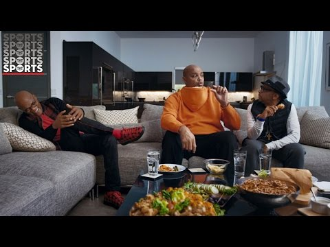 Charles Barkley and Samuel L. Jackson March Madness Commercials Are King