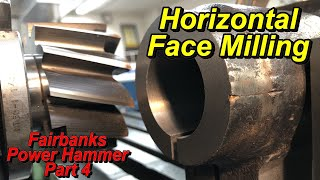 Fairbanks Power Hammer Cross Head Part 4