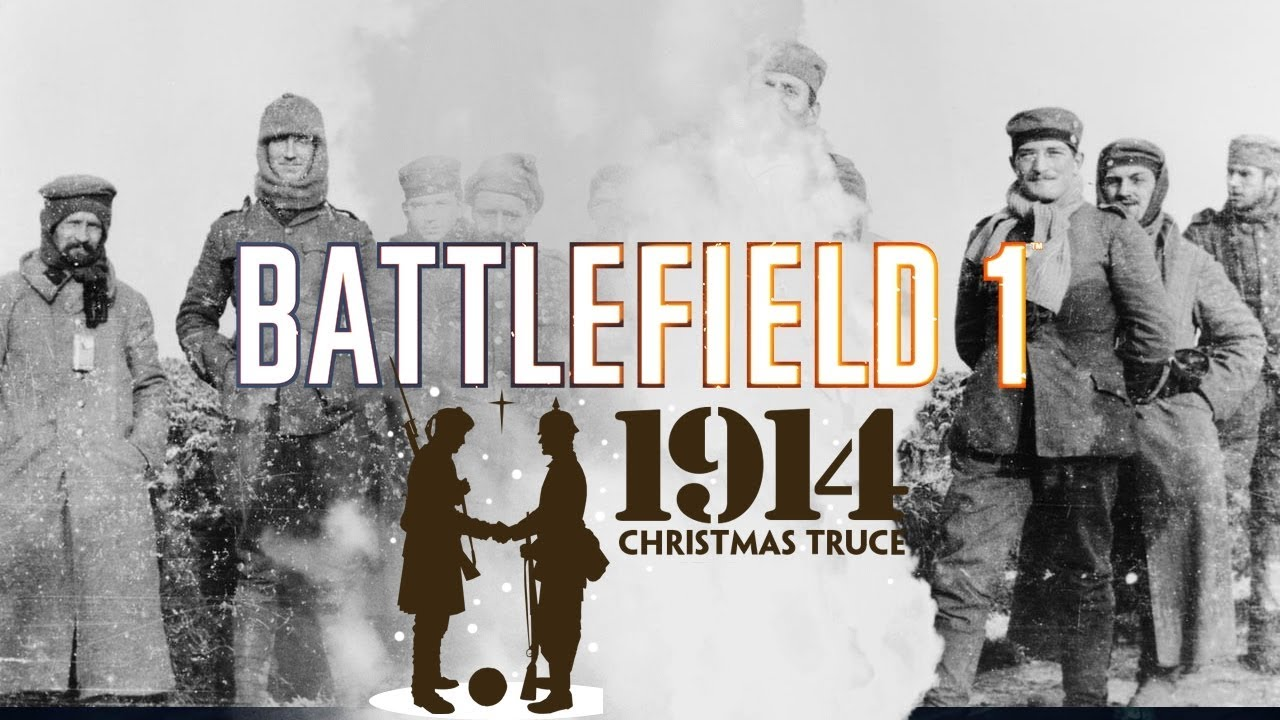 Battlefield 1 | WWI Christmas Truce Cinematic - YouTube