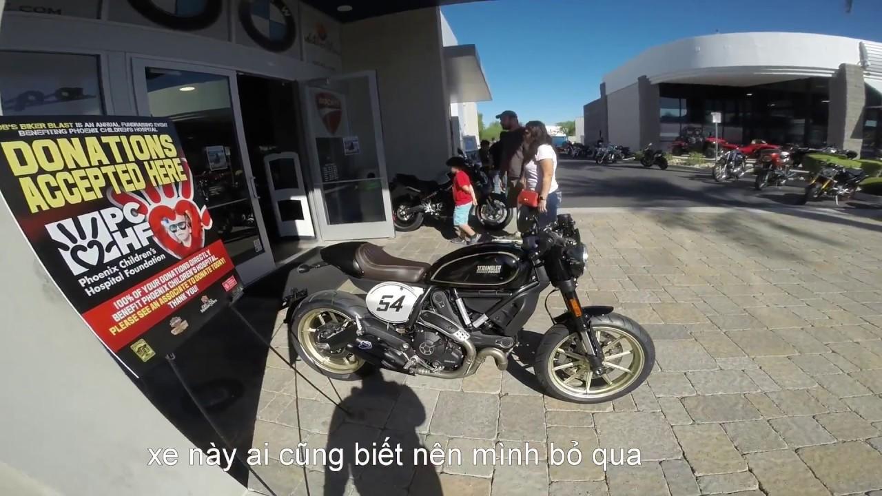 MVlog 39: Racing Boy Mỹ tụ tập part 6: Siêu xe SBK R7 + 1 rừng moto độ