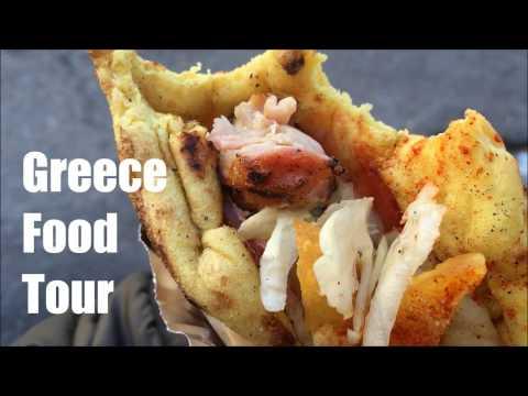 Amazing Athens Greek Food Tour