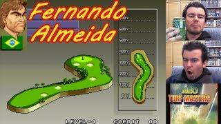 NEO TURF MASTERS Y CERVEZA (Arcade / NeoGeo) USA | Domingos con Slobulus 42 | En Español