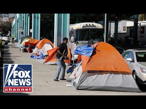 Tucker: Homelessness is America's forgotten crisis
