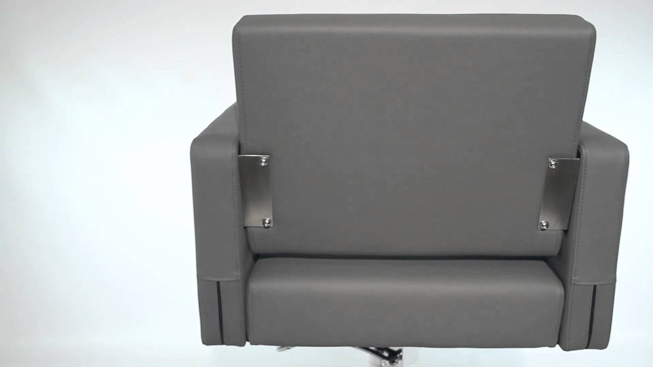 Charmant Avant Styling Chair In Grey | Minerva Beauty