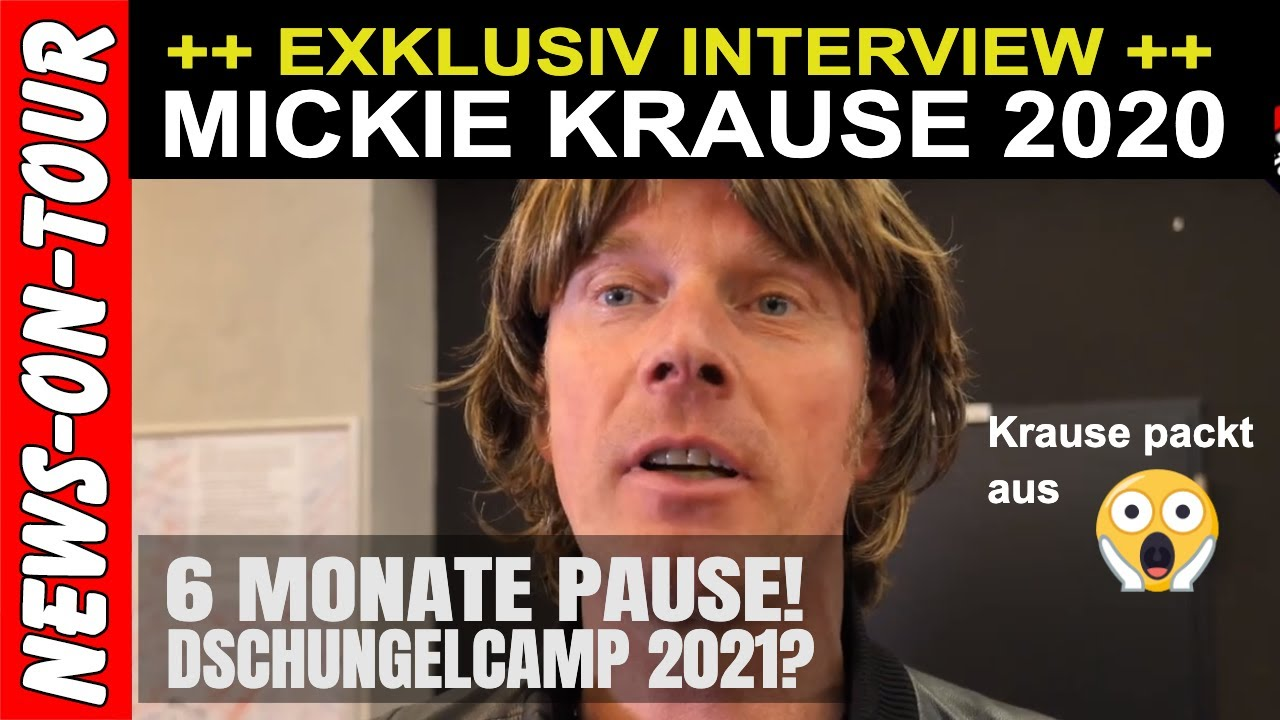 Dschungelcamp 2021 News