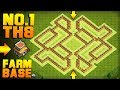 BEST TH8 FARMING BASE + REPLAYS!! | CoC Town Hall 8 Defense Base | Clash of Clans