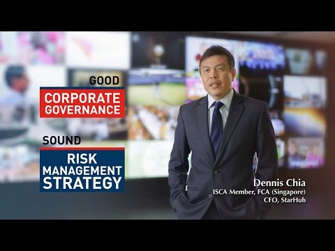 The Future of Business: Dennis Chia on Sustainability Reporting