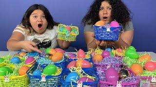 Don't Choose the Wrong Easter Basket SLIME Challenge