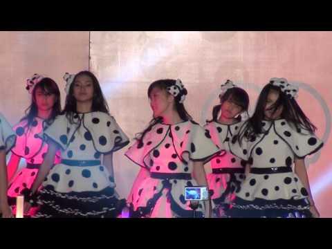 [FANCAM] JKT48 Team T - Teppen Tottande at HS Halloween Night