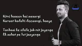 Atif Aslam Sajda Karu Full Song Lyrics | Sajda Karu Atif Aslam Version
