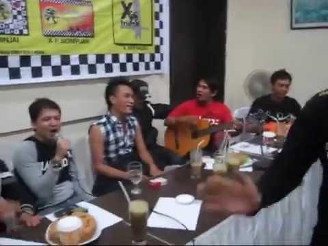 tipeX feat XFriend Medan   Reuni