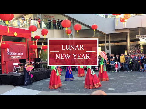 CHINESE NEW YEAR @ Santa Monica Place | #YearOfTheRooster
