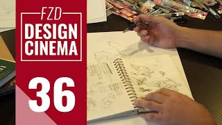 Design Cinema – EP 36 - Traditional Mediums