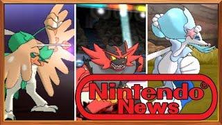 Nintendo Switch mit 4GB RAM & 720p Auflösung? Genesect Verteilung! Monster Hunter XX angekündigt!