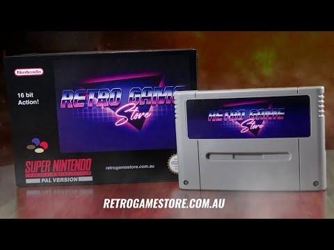 Retro Game Store Australia Commercial (2020)