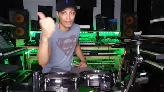 New Alesis Surge Mesh Drum set Unboxing & Assembly 2018 \Vlog