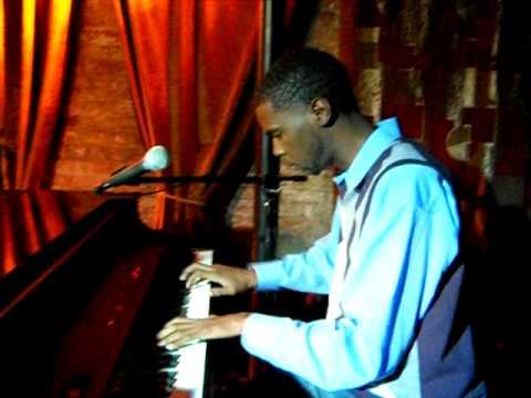 J-White at Porters Jazz Cafe