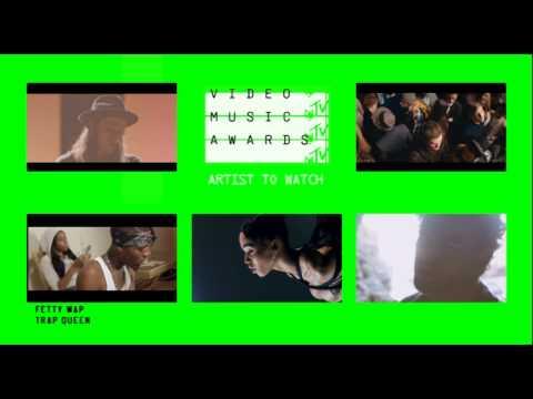 MTV Video Music Awards 2015 NOMINEES - Artist to Watch