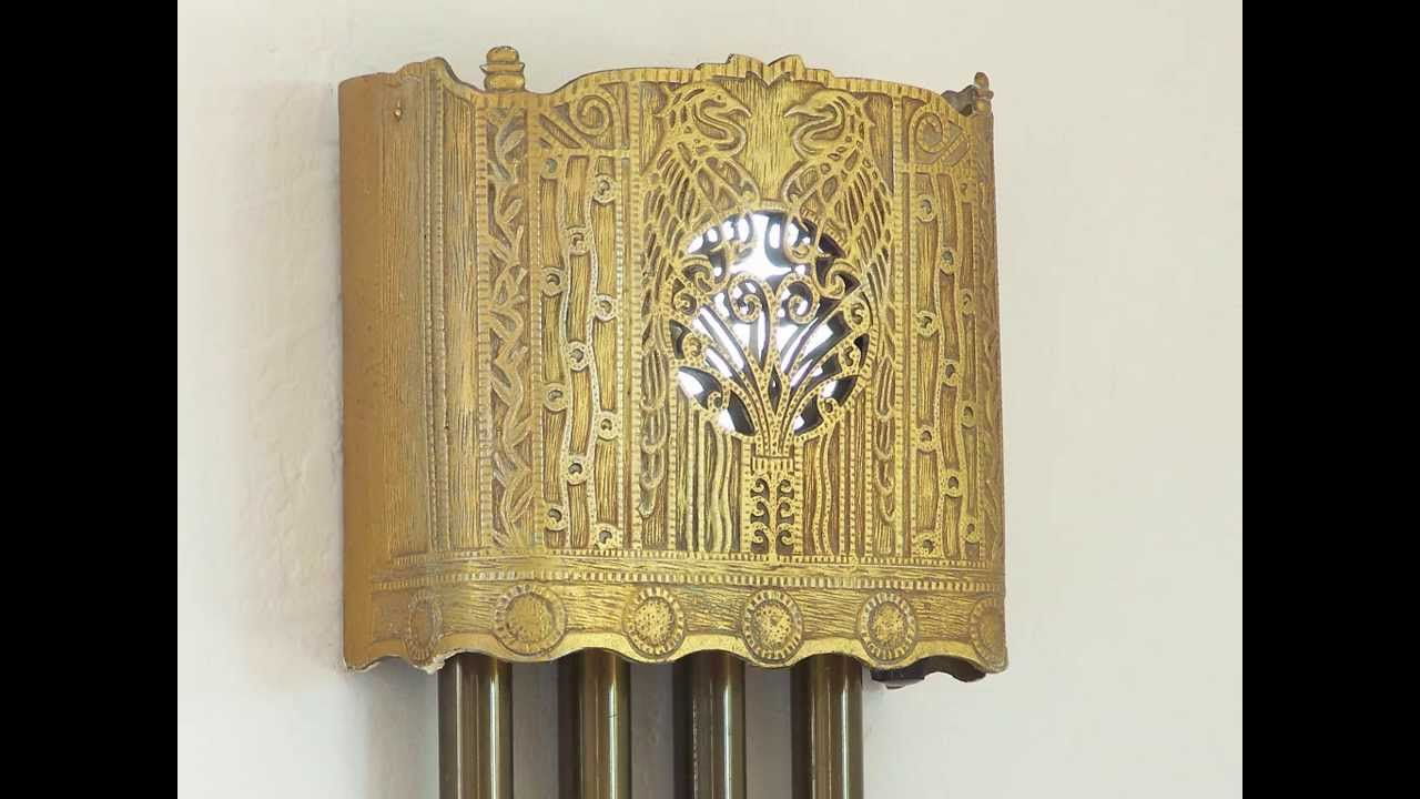 Marvelous Restored Vintage Westminster Doorbell Chime   YouTube