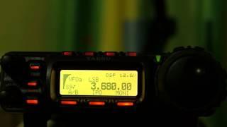 City-Windom CW80100  и Трансивер Yaesu FT-857D(, 2014-02-04T18:15:38.000Z)