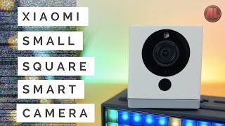 Xiaomi Small Square Smart Camera (Mijia Mi Xiao Fang) Review & Setup Guide - English