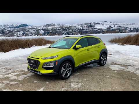 All New 2019 Hyundai Kona Ultimate - In Depth Walk Around & Review