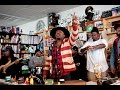 Capture de la vidéo Anthony Hamilton: Npr Music Tiny Desk Concert