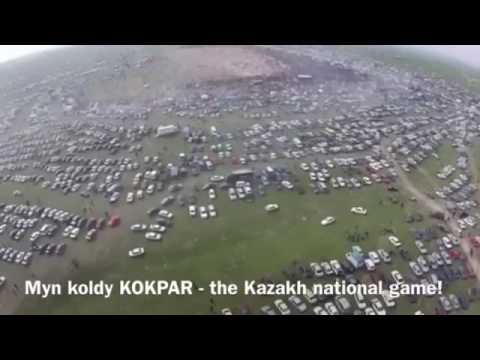 The Secret History of Eurasia. Nomads from Kazakhstan.
