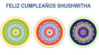 Shushwitha   Indian Designs - Happy Birthday