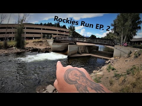 FISHING For TROUT / Estes Park Co. / Rockies Run Ep. 2