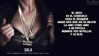 Sola Remix Letra Anuel AA Ft. Daddy Yankee, Wisin, Farruko, Zion Y Lennox.mp3