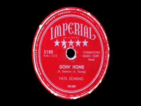 78 RPM: Fats Domino - Goin