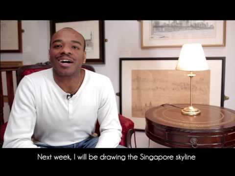 Singapore, get ready for Stephen Wiltshire!