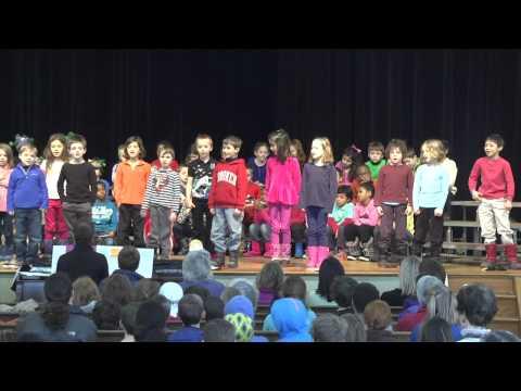 First Grade Pinkus Class